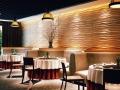 A1 perete decorativ 3d restaurant hotel