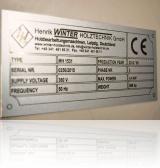 placute , etichete industriale gravate in aluminiu eloxat