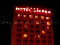 Litere luminoase Lorens- hotel Unirea Iasi 2