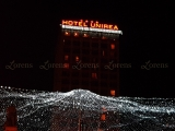 Litere luminoase Lorens- hotel Unirea Iasi 1