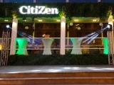 A16 litere luminoase Citizen Iasi