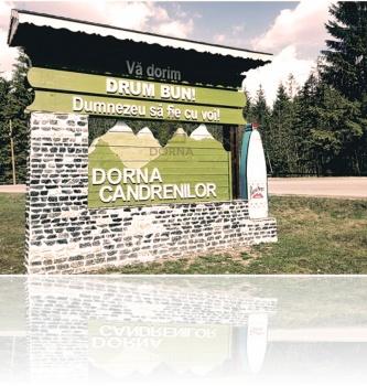 totem intrare localitate www.lorens.ro