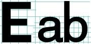 proportii-litere